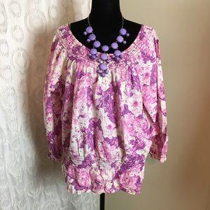 IZOD blouse XL